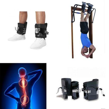 Гравитационные ботинки. При лечении грыжи и протрузии