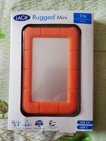 Hard disk Lacie rugged mini