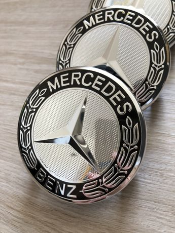 Капачки за джанти Мерцедес/Mercedes Benz 75 мм