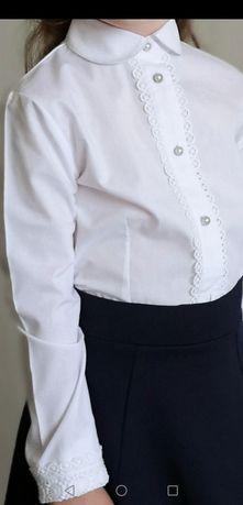 Школьная форма. Блузка