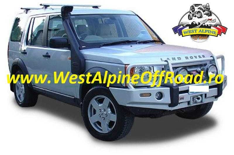 Snorkel Land Rover Discovery 3 - Fabricat din ABS - OFF ROAD