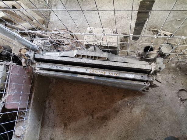 Radiatoare / radiator apa / ac / intercooler Renault laguna 2 1.9 dci