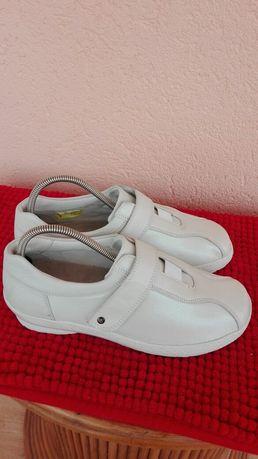Pantofi piele nr 38 Berkemann