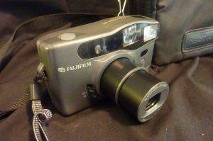 Fujifilm-Kamera DL-260 Zoom MR -Retro-