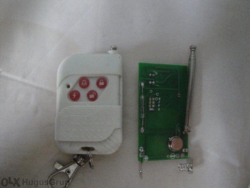 Дистанционно управление за алармени системи