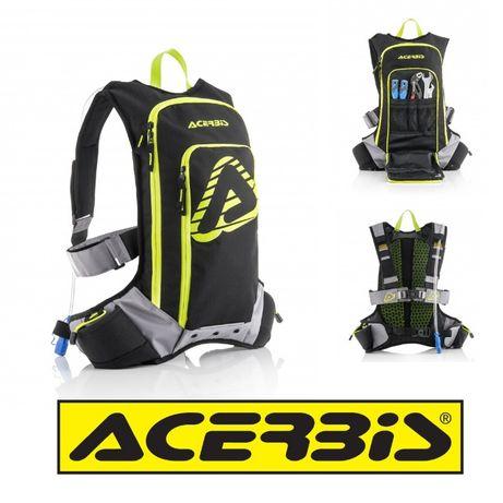 Раница ACERBIS H2O X-Storm за ендуро / крос с резервоар за вода Нова!