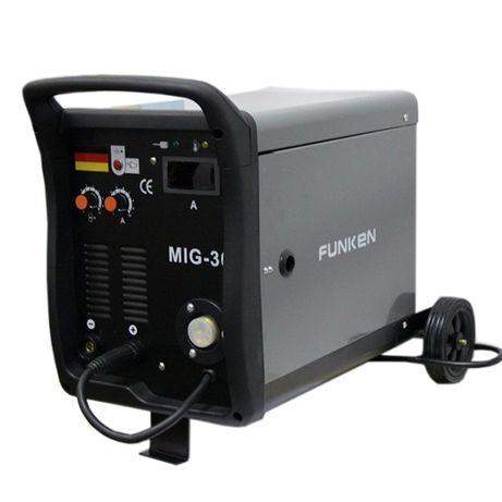 Най-доброто Инверторно телоподаващо MIG 300 А – Funken