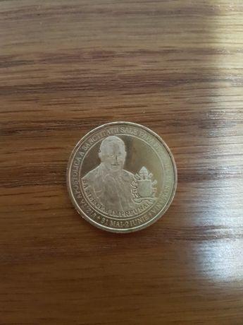 Monede comemorative 50 bani