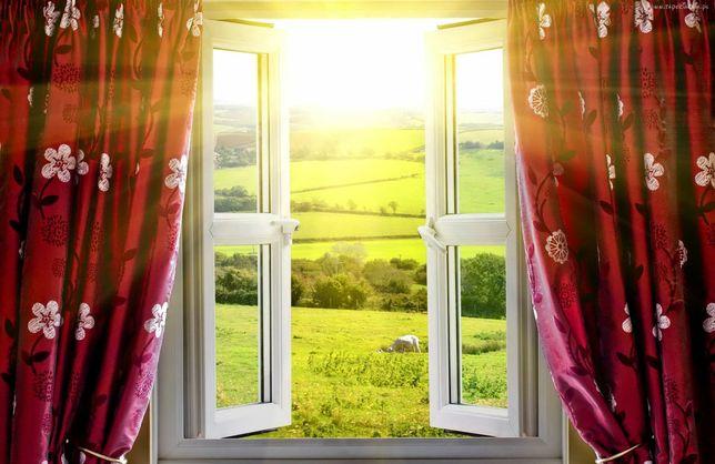 Пластиковые окна двери балконы  Пластик терезелер есіктер