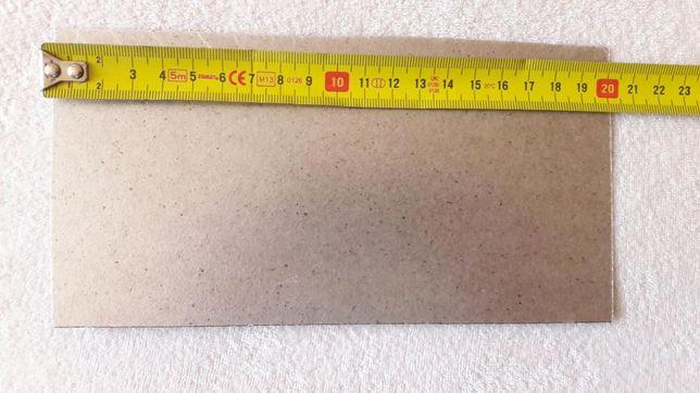 Folie de Mică pentru cuptoarele cu microunde L 200 mm × l 100 mm