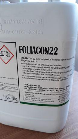 Foliacon 22 5 l