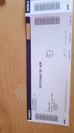 Potcoava de Aur - Vând bilete la concert