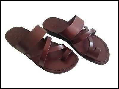 Египетские кожанные сандали