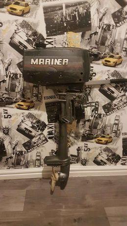 Извънбордов двигател Mariner, къс ботуш, произведен в Япония