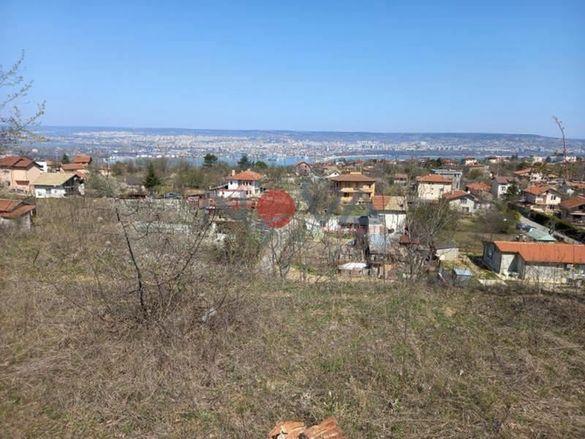 Парцел в Варна-м-т Зеленика площ 1120 цена 80000