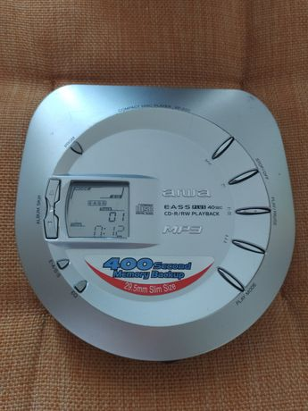 Cd MP3 portabil aiwa XP Z5C vintage