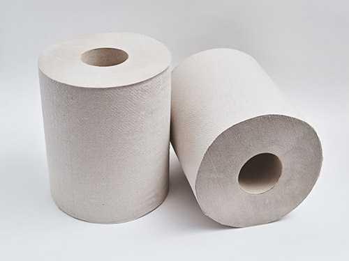 Бумажная полотенца в Рулонах