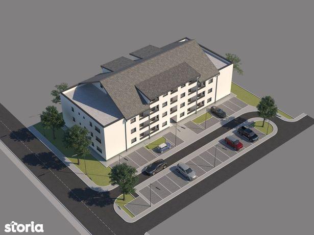 Apartament Sanpetru, 53mp,complex rezidential,49.900 euro
