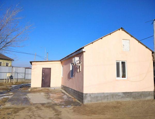 Дом из трёхкомнат