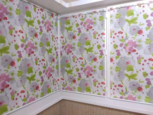 Жалюзи на окна в Шымкенте всех видов ролл шторы