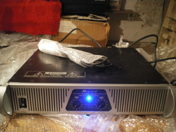 Alto Professional Pro MAC 2.4 Amplificator