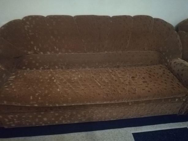 Мягкая мебель, Диван и два кресла
