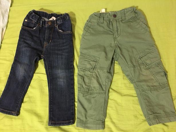 Pantaloni baietei 3-24 luni/salopeta zara