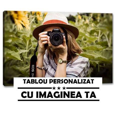 Tablouri Personalizate cu imaginea ta / Tablou pe panza Canvas