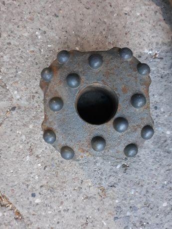 Борд щанга с 2бр. диамантени бутон корони