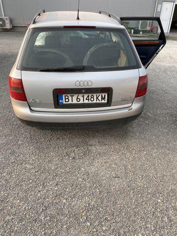 Audi A6 C5 2.7T на части