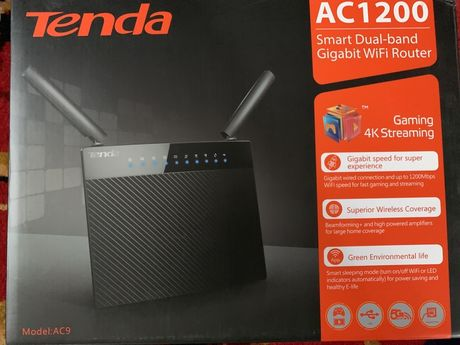Router Tenda C9 AC 1200