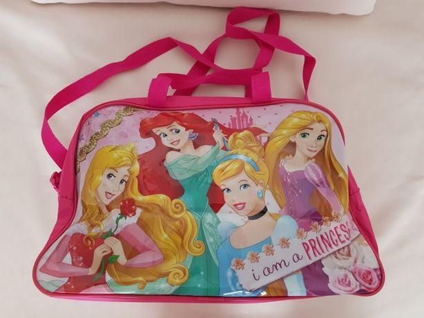 Geanta de voiaj Disney Princess,ca noua,50 lei
