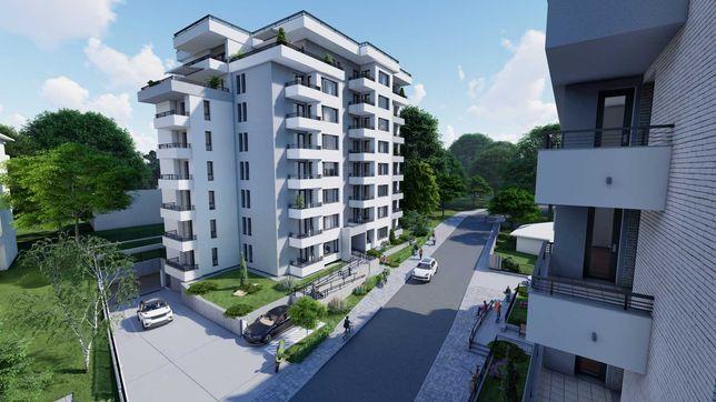 Apartament cu 2 camere bloc nou , langa Piata Mare-Panda