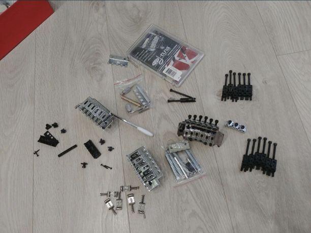 Продаются комплектующие (аксессуары) для электрогитары.