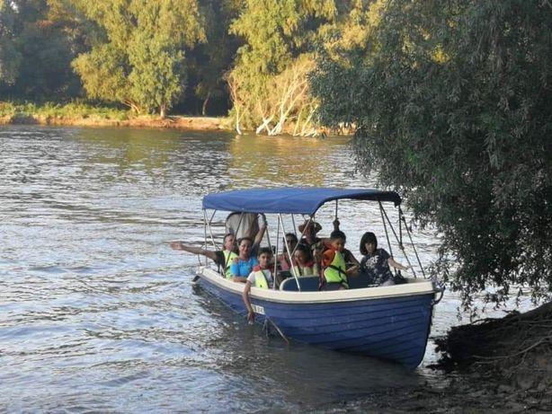 Plimbari cu barca