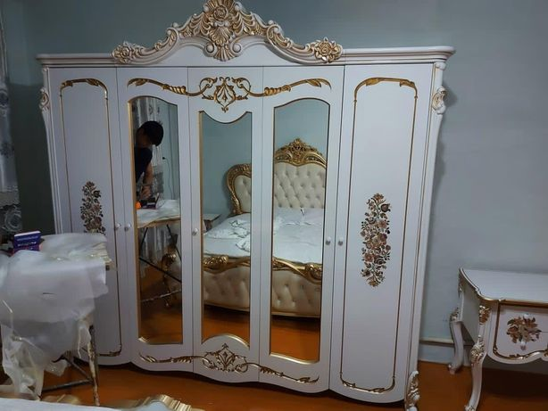 Спальня Даниелла 5 д. Мебель со склада Дёшево только у нас! Алматы