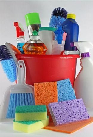 Уборка домов квартир коттеджей и офис