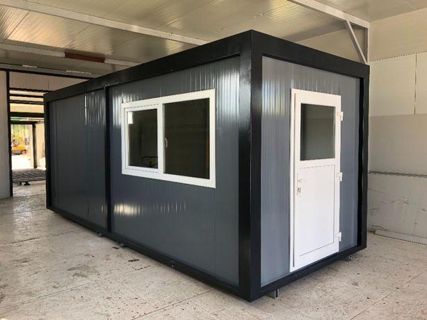container birou izolat magazin dormitor organizare de santier ieftin