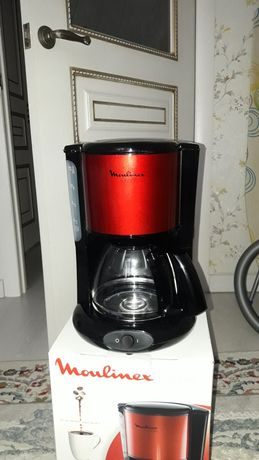 Кофеварка Moulinex 15000тг