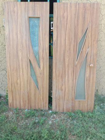 Межкомнатные двери.Бөлмеаралық есіктер