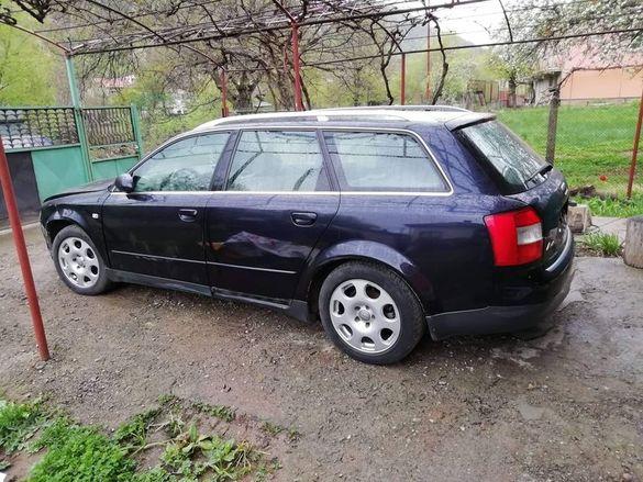 На части Audi a4 b6 2.5 tdi quattro 180 к.с.
