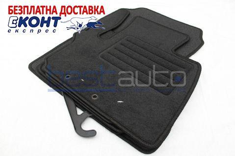 Мокетни стелки Petex за Toyota IQ / Тойора АйКю (2009+) мокет стелки