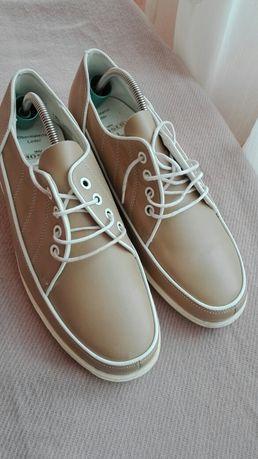 Pantofi noi piele nr 40 damă Moser