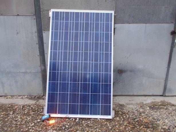Panou solar fotovoltaic pentru rulote, case mobile, containere