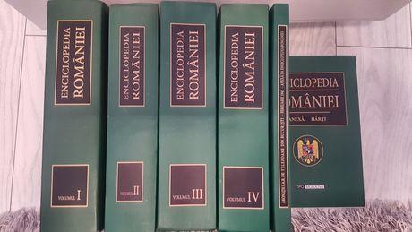 Enciclopedia Romaniei,Editia Anastatica,Iasi 2010,TipoMoldova 4 volume