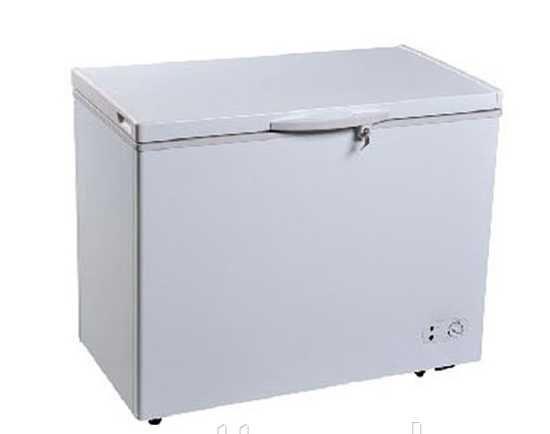 Морозильник 259л.  Работает от аккумуляторов 12/24в