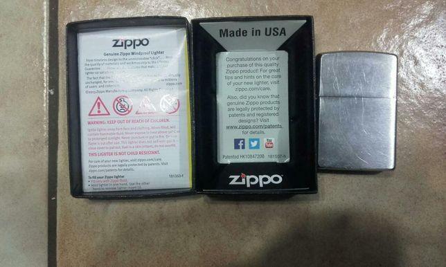 Vind bricheta ZIPPO Bradford, Made in USA , Seria B, nr 11
