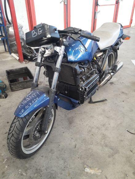 Мотоциклет БМВ К100(BMW K 100)-На части