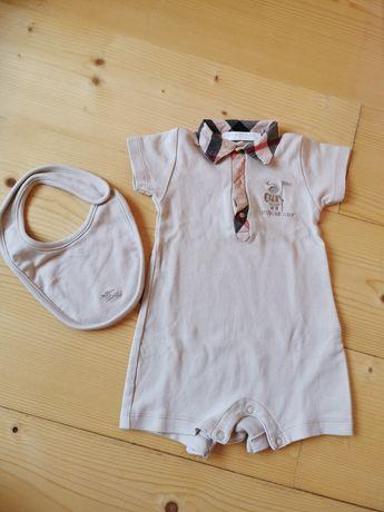 Salopeta bebelusi Burberry mărimea 74