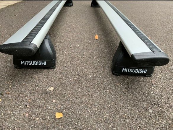 Mitsubishi Outlander Греди Багажник